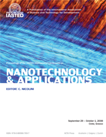 Proceeding] Nanotechnology and Applications ~NANA 2008~